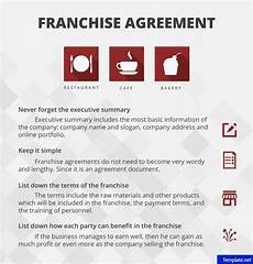 Franchise Contract Samples 10 Franchise Agreement Templates For A Cafe Restaurant