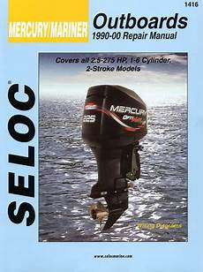 Mercury Mariner Outboard Motor Manuals Service Shop And