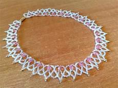 beadwork for beginners free pattern for necklace stefani beadwork beaded