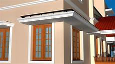 Concrete Sunshade Design Creating Sun Shades With Detailing Autocad 3d Sun Shade