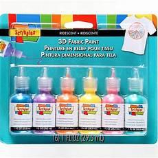 scribbles dimensional fabric paint value packs shop