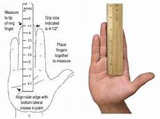 Tennis Racket Grip Size Chart All About Tennis How To Know Racket Grip Size
