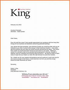 Template For Business Letter 7 Recommendation Letter For A Company Sample Company