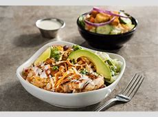 Lunch Combo   Chipotle Chicken Fresh Mex Bowl   Grill