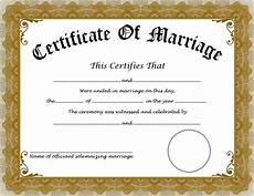 Printable Marriage Certificate Procedure For Marriage Certificate Govinfo Me