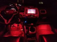 Car Interior Led Lights Red 12 Inch 24 Led Light Tube 60 Lumens Super Bright Leds