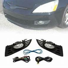 02 Honda Accord Coupe Fog Lights For 2003 2005 Honda Accord Coupe 2 Door Fog Light Clear