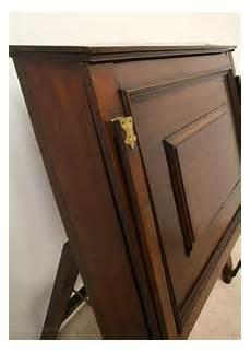 mahogany folding folio cabinet antiques atlas