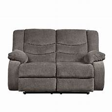 Signature Design By Tulen Gray Reclining Sofa And Loveseat Tulen Gray Reclining Loveseat By Signature Design By