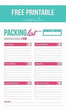 Printable Packing List 10 Essential Travel Tips Free Printable Packing List I
