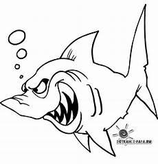 kinder malvorlagen haie kinder zeichnen und ausmalen