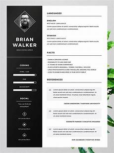 Download A Free Cv Template 10 Best Free Resume Cv Templates In Ai Indesign Word