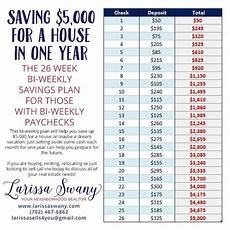 26 Week Savings Plan Chart 10 Incredibly Genius Money Challenges That Will Save You