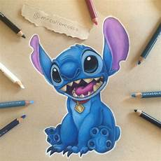 experiment 626 stitch prismacolor by mrcollomosse on