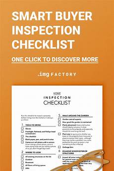 Real Estate Inspection Checklist Ultimate Home Inspection Checklist Real Estate Home Buyer