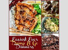 Dump and Go Dinners: 36 Easy Weeknight Dinner Ideas   4