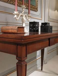 tavolo a consolle tavolo consolle allungabile particolare vimercati meda