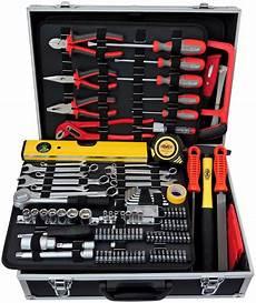 Werkzeugkoffer Werkzeug by Famex Werkzeugkoffer 187 755 59 171 119 Insgesamt 162 Tlg
