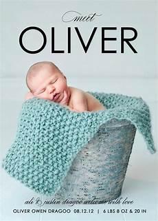 Baby Boy Birth Announcement Ideas Baby Boy Birth Announcement Photo Card Quot A Star Is Born