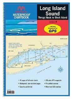Maptech Chart Books Maptech Wpb032504 Chartbook Long Isld Sound Maptech