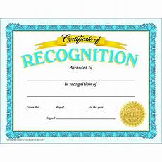 Certificate Of Recognition For Honor Students Certificate Of Recognition Classic Certificate Of