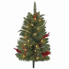 Martha Stewart Living Christmas Tree Lights Martha Stewart Living 2 Ft Winslow Pathway Artificial