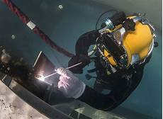Underwater Welding How Is Underwater Welding Accomplished 187 Science Abc