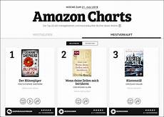 Amazon Nonfiction Charts Germany And The Uk Now Have Amazon Charts Fiction And