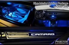 Camaro 2011 Interior Lighting 2010 2011 2012 2013 Camaro Ss Amp V6 Blue Interior Lighting