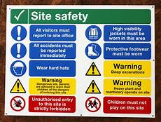 Graphic Design Health And Safety Issues Our Top Five Tips For On Site Health And Safety Bryburn
