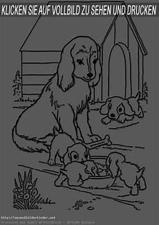 ausmalbilder kinder hunde 14 ausmalbilder f 252 r kinder