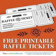 Print Tickets Free Printable Rosy Raffle Tickets Free Raffle Template Free