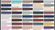 Paint Chart Exterior Paint Color Charts Youtube
