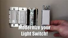 Manufactured Home Light Switch How To Replace And Update Your Light Switch Youtube