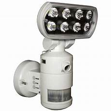 Led Flood Light With Camera Versonel Nightwatcher Pro Motorized Led Security Motion