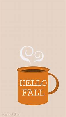 Fall Wallpaper Iphone Coffee by Hello Fall Mug Fall Wallpaper 2016 Wallpaper You Can