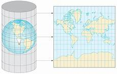 Chart A Course On Google Maps Class 4 Nspe Map Projections
