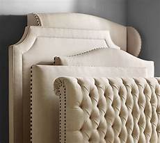 chesterfield tufted upholstered bed headboards for beds