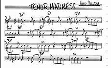 Tenor Chart Tenor Madness Bass Sheet Music Talkbass Com