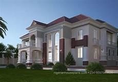 5 Bedroom Duplex Design 5 Bedroom Duplex Ref 5021 Nigerianhouseplans