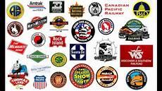 Train Company Logos Steam Workshop Usa Railroad Logos