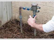 Turn Sprinkler System Back On   Droughtrelief.org