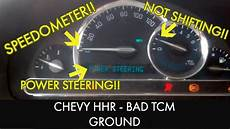 Hhr Power Steering Light Chevy Hhr Cobalt Bad Tcm Ground How To Fix No Power