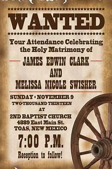 Western Wedding Invitations Templates Free Rustic Wedding Invitation Wording Samples Rustic Western