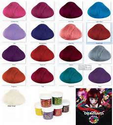 Pravana Hair Color Chart Pravana Vivids Hair Color Chart Hair Colour Dye Tubs All