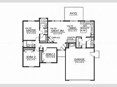 Bigelow Place Ranch Home Plan 015D 0089   House Plans and More