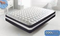 cool blue memory foam mattress sprung matress 3ft single