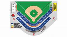 Marlins Seating Chart Roger Dean Chevrolet Stadium Miami Marlins
