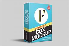 Product Box Template 95 Only The Most Beautiful And Professional Free Psd