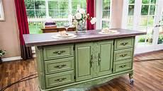 repurposed kitchen island ideas 10 repurposed furniture ideas hirerush